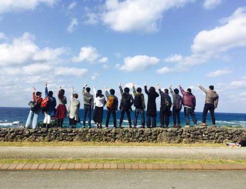 自由なライフスタイルを手に入れるためにWEBマーケティングを学ぼう!『エイエイオー!沖縄合宿』