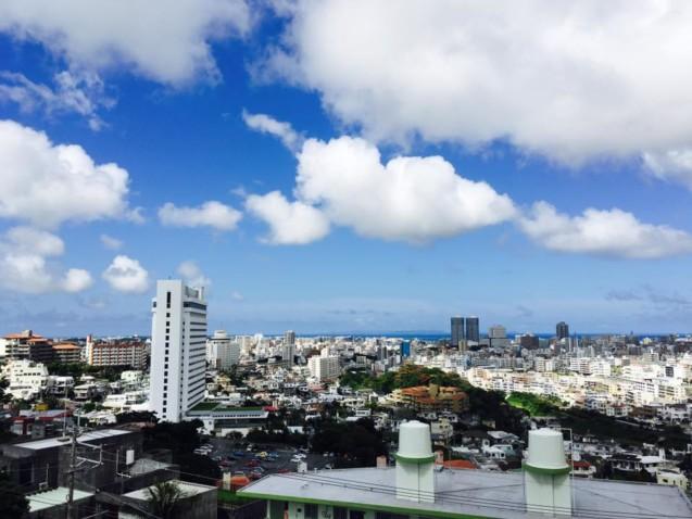 沖縄 空 晴れ