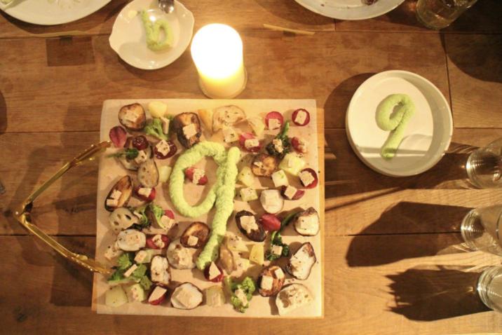 CHU創立9周年パーティー