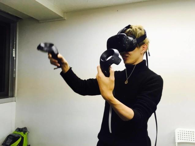 VR体験会