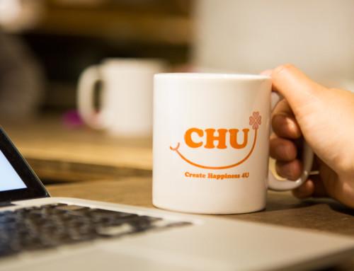 CHU社員のQOLを上げる