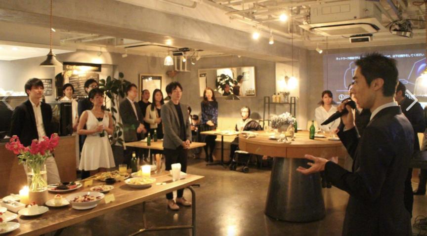 CHU創立9周年記念パーティ