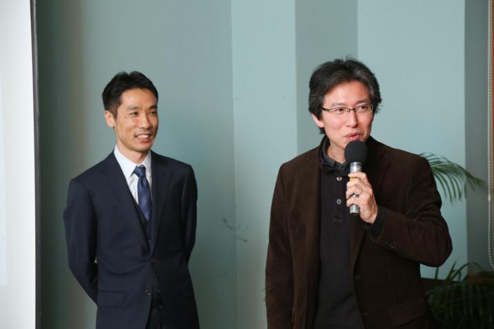 CHU創立10周年パーティー