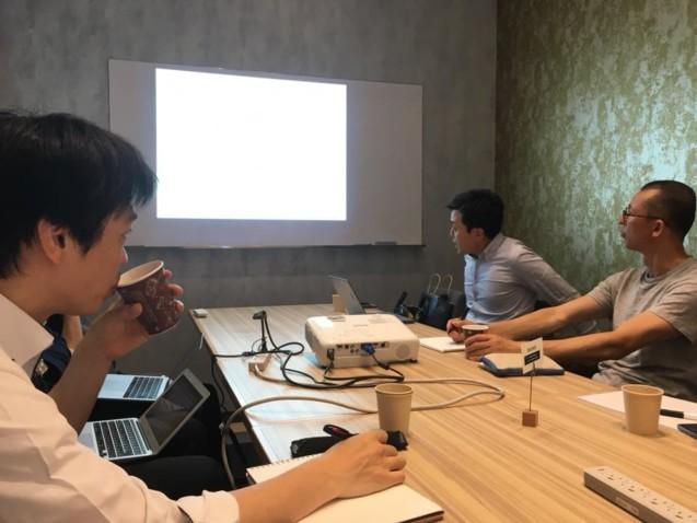 blockchain勉強会 CHU